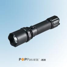 180 Lumens Recharge CREE Q5 High Power LED Flashlight (808)