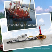 XINCHENG patent sunken vessel salvage rubber buoy