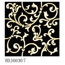 Fábrica de azulejos de cerámica de piso de alfombra en Fuzhou (BDJ60307)