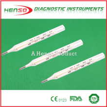 Henso glass clinical thermometer