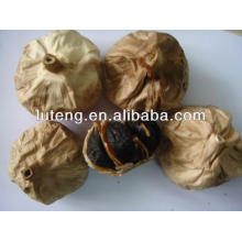 Korean natural black garlic Fermented black garlic with high quality