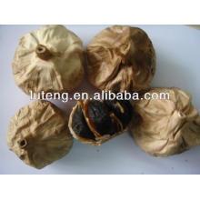 Alho preto natural coreano Alho preto fermentado com alta qualidade