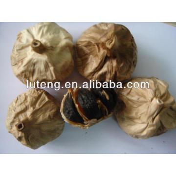 Koreanischer natürlicher schwarzer Knoblauch Fermentierter schwarzer Knoblauch mit hoher Qualität