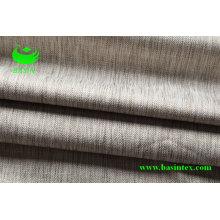 100% poliéster tecido de linho sofá (BS6043)