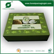 Oliver Oil caixa de embalagem caixa de presente