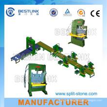 Máquina de bloque de pavimentación hidráulica para roca