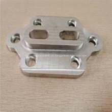 CNC-Gravurfräsen Aluminiumblech und Ersatzteil