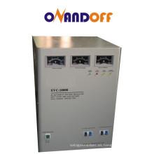 Estabilizador Automático del Voltaje Serie Tnd / Tns