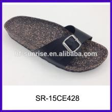 Strand Frauen China billig Sandalen Mädchen flache Sandalen Design neuesten Damen Sandalen Designs