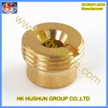 Brass CNC Turning Part for Electric Appliance (HS-TP-016)
