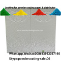 pure polyester Fine structure texture powder coating