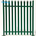 Black or Green colour outdoor wire mesh fences 3 v fold bending fences with pvc coated