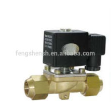 two way bi flow solenoid valve