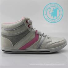 Mulheres / homens esporte sapatos sapatos de lona do tornozelo (snc-011326)