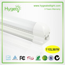 Home Use Integrated 20W led t5 tube promotion prix led tube tube t5 tube LED 517mm avec une bonne qualité