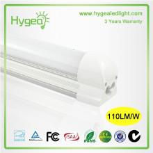 Home Use Integrated 20W led t5 tube promotion prix led tube tube t5 tube LED 517mm avec une bonne qualité