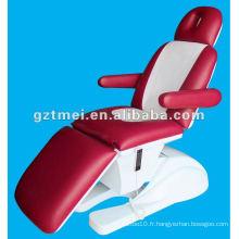 4 chaise de massage chaise de pédicure unique pour salon de coiffure