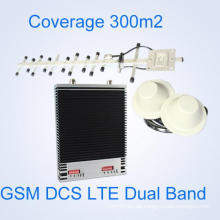 Dual Band Dcs WCDMA 3G4g Signal Booster, 1800 2100MHz Dual Band Signal Repeater, 3G Lte Signalverstärker
