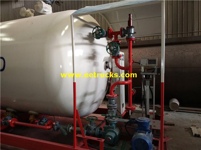 20CBM Skid-mounted LPG Plants