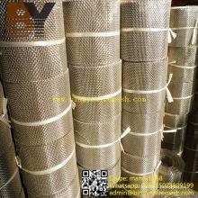 Malla de alambre de filtro de acero inoxidable