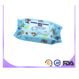 Baby wipes withour oror