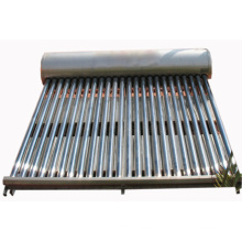 Low Pressure Domestic Vacuume Tube Solar Water Heater