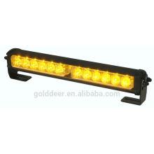Auto Led Dash ambre clair conduit AVERTISSEMENT Lampe stroboscopique pour la voiture de sécurité