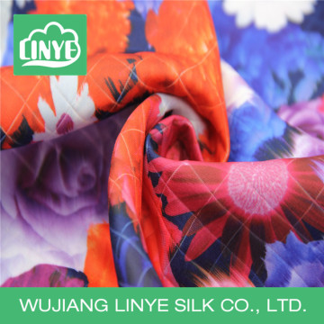 "colorful 57""/58"" flower printing curtain fabric for bedroom"
