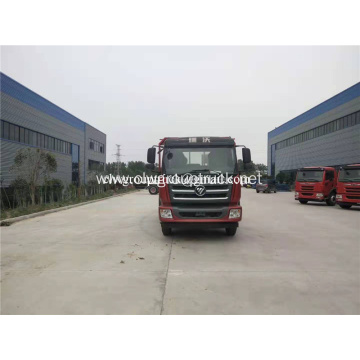 Foton 190hp 4x2 Low flatbed truck