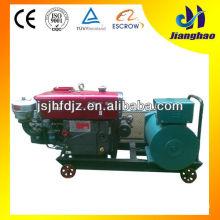 Лучшая цена 15кВт changchai портативный электрический генератор