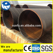 Spiral SSAW / LSAW steel pile of China manufacturer/ supplier