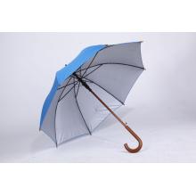 Custom Screen Printng Werbung Werbeartikel Luxus Regen Regenschirm