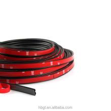 Wholesaler B shape EPDM rubber seal strips for cars