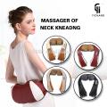 Cordless Shiatsu Neck and Shoulder Massager / Body Massager / Neck Shoulder Massager