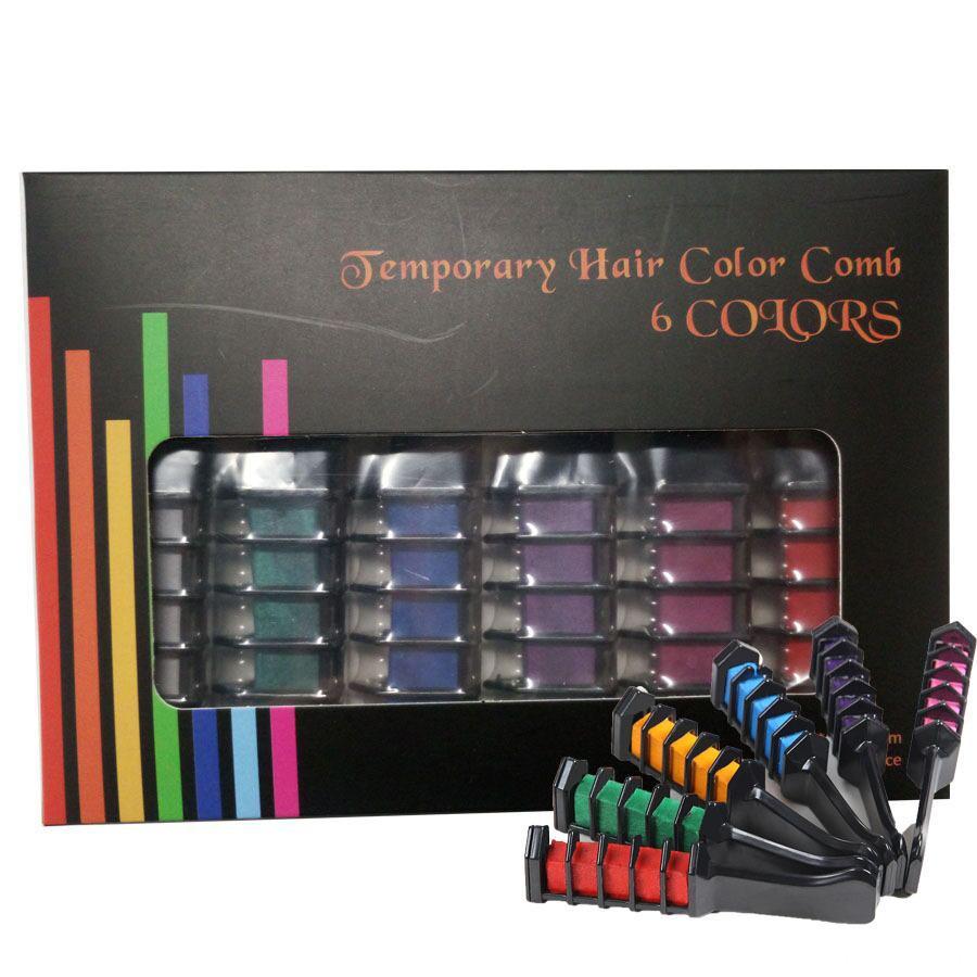 Temporary Hair Chalk Kit