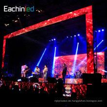 P3, P4, P5 Innenmiete LED-Bildschirm für Konzert- / Nachtklub-Stadium