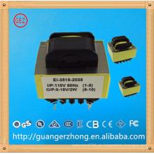 Transformador de la PCB de 220v 12v