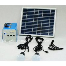20W Solar Home Power Lighting System in Hot Markets