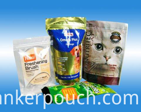 pet food retort pouch one