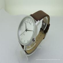 Movimentos baratos do relógio da fantasia do pulso do projeto novo para venda