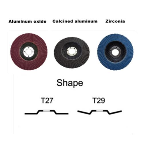 Aluminum Oxide Flap Disc 5