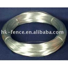 fil électro-galvanisé