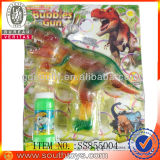 B/O dinosaur bubble gun toy