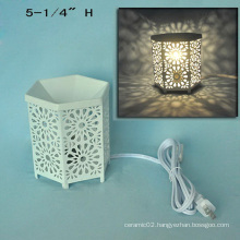 Electric Metal Fragrance Warmer -15CE00875