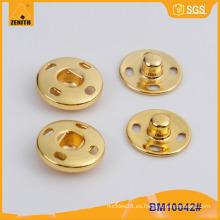 Botón de costura redondo de los 12MM BM10042 #