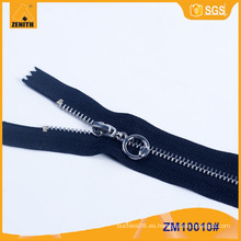 Metal cremallera Fabricante, Chaqueta cremallera ZM10010