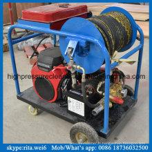 Pression de bec de jet d'égout à haute pression pour le nettoyeur de tuyau de vidange de moteur à essence de Honda