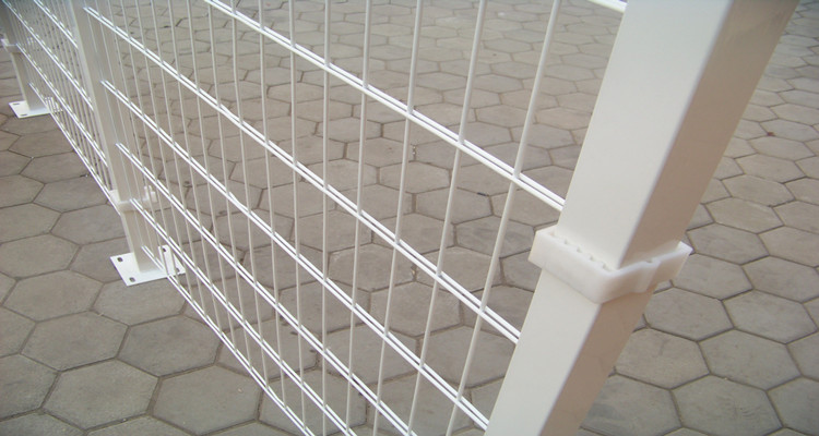 Double Horizontal Wire Fence 25