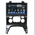 Oktakern! Auto-dvd Android 8.1 für Peugeot 3008 mit 9 Zoll kapazitivem Schirm / GPS / Spiegel-Verbindung / DVR / TPMS / OBD2 / WIFI / 4G