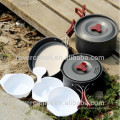 Fire Maple FMS-03 2-3person high-end camping cookware Portable Camping Pots metal cookware